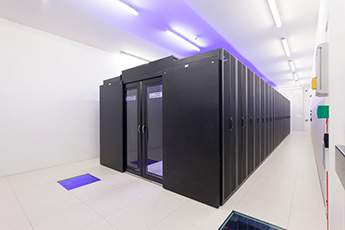 The Serverius Datacenter, where our webhosting servers are placed
